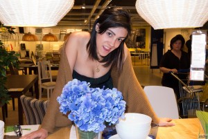 Aysha Thoen Ikea Sunday 6