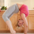 Madison Swan Yoga Flame  1