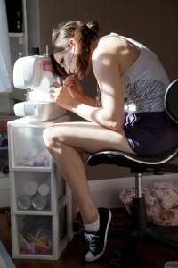 Erin Marie Hogan Home Life 2