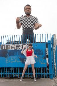 Debbie Vogel Ghetto Blasters 1