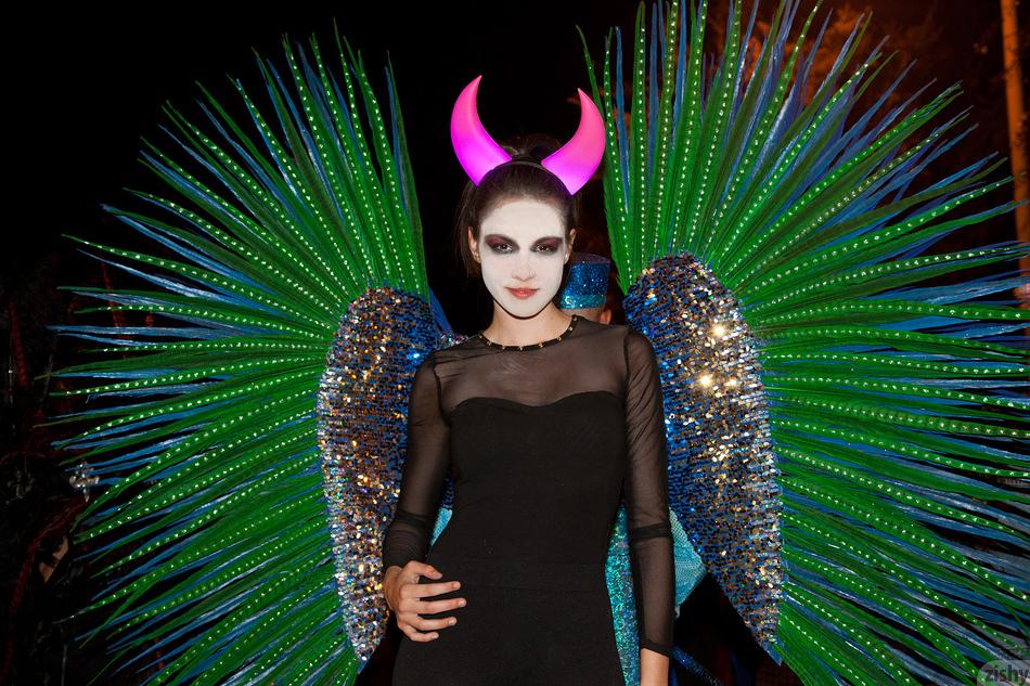 Gabrielle Klein Halloween Recap