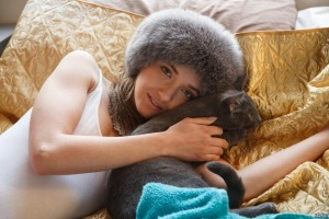 Maria Turova Russian Blue 1