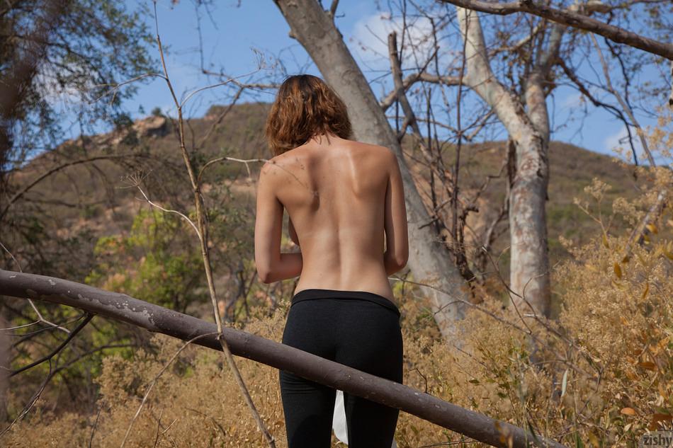 April Grantham When Nature Calls