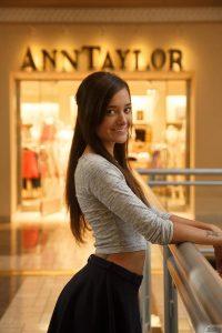 Gia Paige Fake Shopping 4